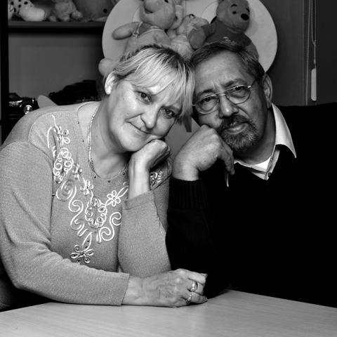 Antoni i Renata Mirga